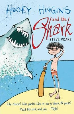 Hooey Higgins and the Shark - Hooey Higgins (Paperback)
