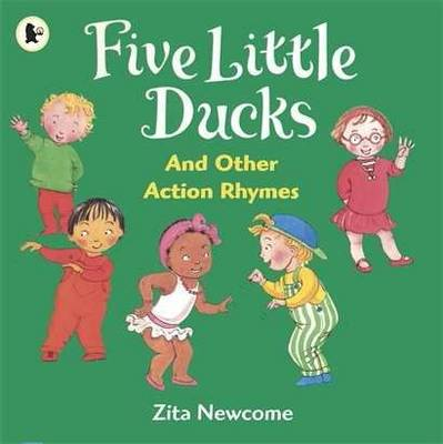 Five Little Ducks (Paperback)