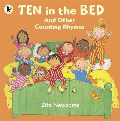 Ten in the Bed and Other Counting Rhymes (Paperback)