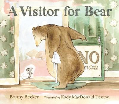 A Visitor for Bear - Bear and Mouse (Paperback)