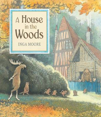 House In The Woods, A (Hardback)