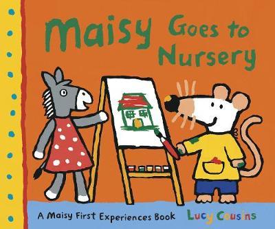 Maisy Goes to Nursery - Maisy (Paperback)