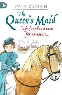 The Queen's Maid - Walker Racing Reads (Paperback)