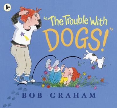 """The Trouble with Dogs!"" (Paperback)"