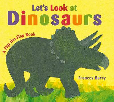 Let's Look at Dinosaurs (Hardback)