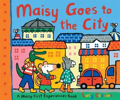 Maisy Goes to the City (Hardback)