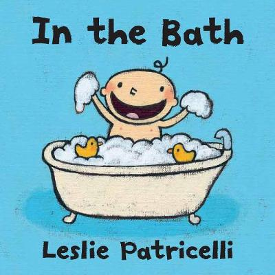 In the Bath (Board book)