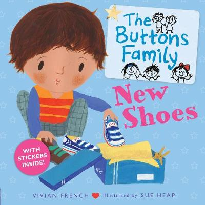 The Buttons Family: New Shoes - The Buttons (Paperback)