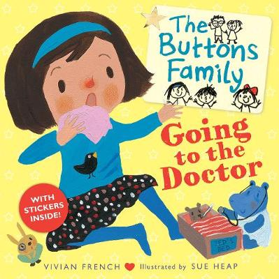 The Buttons Family: Going to the Doctor - The Buttons (Paperback)