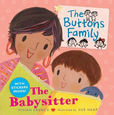 The Buttons Family: The Babysitter - The Buttons (Paperback)