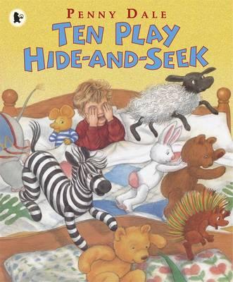Ten Play Hide and Seek (Paperback)