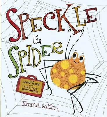 Speckle the Spider (Paperback)