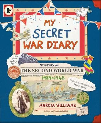 My Secret War Diary, by Flossie Albright (Paperback)