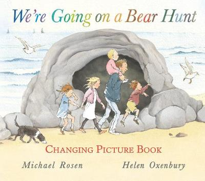 We're Going on a Bear Hunt (Hardback)