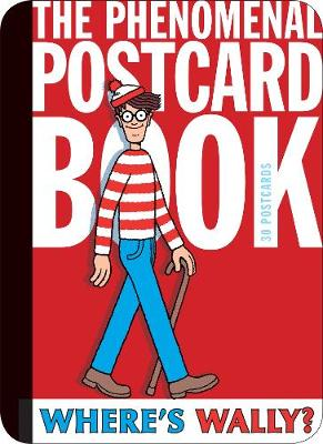 Where's Wally? The Phenomenal Postcard Book - Where's Wally? (Paperback)
