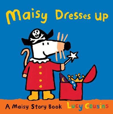 Maisy Dresses Up - Maisy (Paperback)