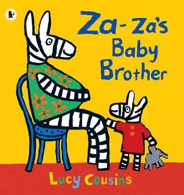 Za-za's Baby Brother (Paperback)