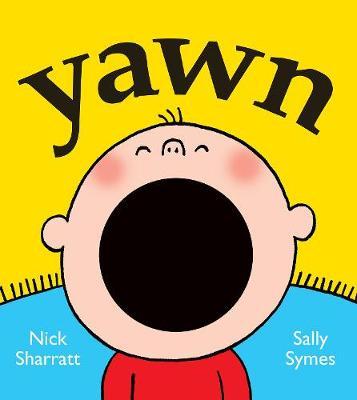 Yawn (Board book)