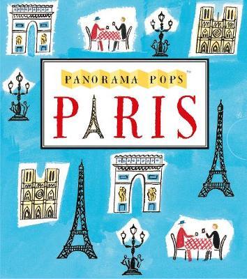 Paris: Panorama Pops - Panorama Pops (Hardback)