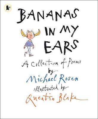 Bananas in My Ears (Paperback)