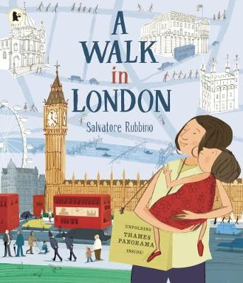 A Walk in London (Paperback)