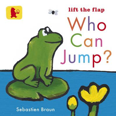 Who Can Jump? - Baby Walker (Board book)