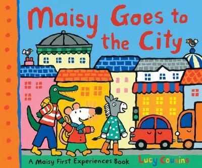 Maisy Goes to the City - Maisy (Paperback)