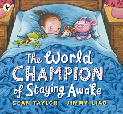 World Champion Of Staying Awake, The (Paperback)