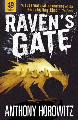 The Power of Five: Raven's Gate - Power of Five (Paperback)