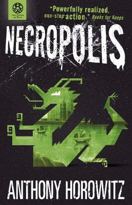 The Power of Five: Necropolis - Power of Five (Paperback)