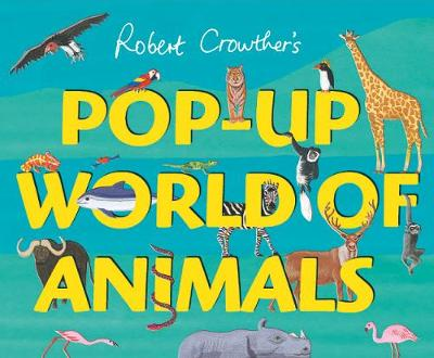 Pop-Up World of Animals (Hardback)