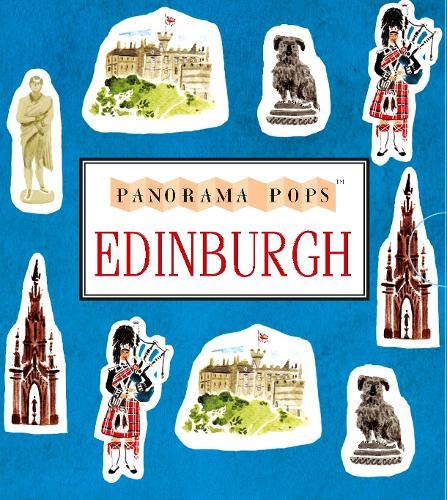 Edinburgh: Panorama Pops - Panorama Pops (Hardback)