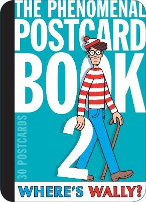 Where's Wally? The Phenomenal Postcard Book Two - Where's Wally? (Hardback)