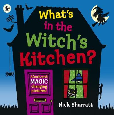 What's in the Witch's Kitchen? (Paperback)