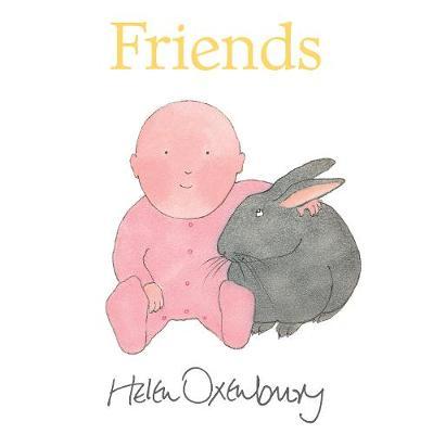 Friends (Board book)