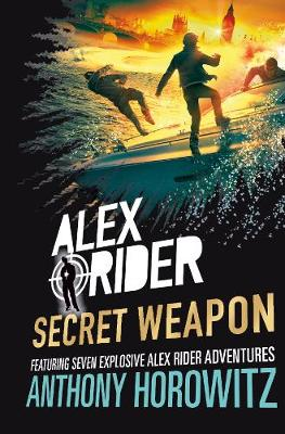 Secret Weapon - Alex Rider (Hardback)