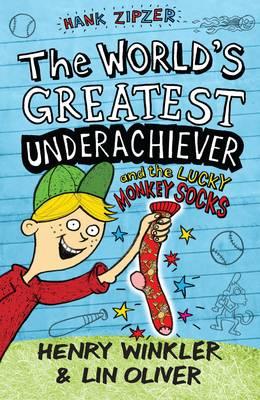 Hank Zipzer 4: The World's Greatest Underachiever and the Lucky Monkey Socks - Hank Zipzer (Paperback)