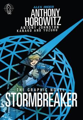 Alex Rider Graphic Novel 1: Stormbreaker (Paperback)