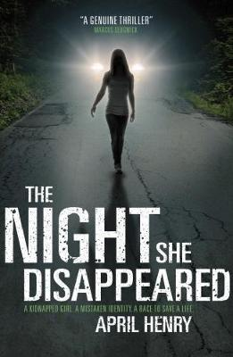 The Night She Disappeared (Paperback)
