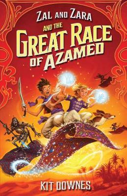 Zal and Zara and the Great Race of Azamed - Zal and Zara (Paperback)