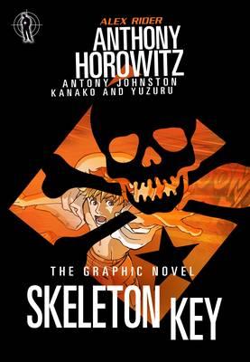 ALEX RIDER GRAPHIC NOVEL 3: SKELETON KEY (Paperback)