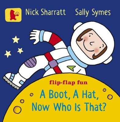 A Boot, a Hat, Now Who Is That? - Baby Walker (Board book)