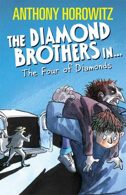 The Diamond Brothers in the Four of Diamonds (Paperback)