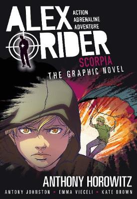 Scorpia Graphic Novel - Alex Rider (Paperback)
