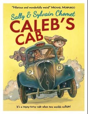 Caleb's Cab (Hardback)