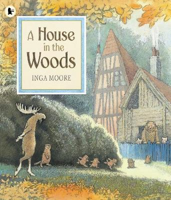 A House in the Woods (Paperback)