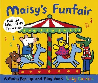 Maisy's Funfair: A Maisy Pop-up-and-Play Book - Maisy (Hardback)