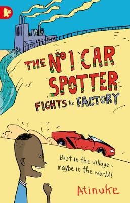 The No. 1 Car Spotter Fights the Factory - Walker Racing Reads (Paperback)