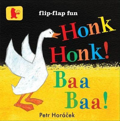 Honk, Honk! Baa, Baa! - Baby Walker (Board book)