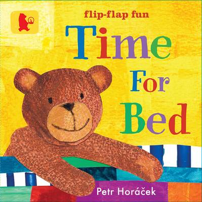 Time for Bed - Baby Walker (Board book)